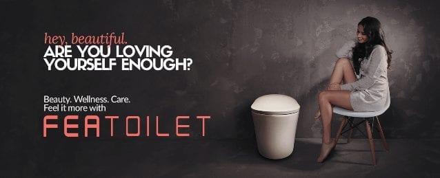 HCG Spa Toilet-Featoilet