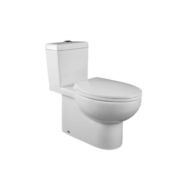 Osiris C403 AW One piece round toilet bowl