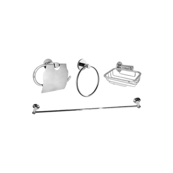 HCG BA580CS Bathroom accessories set