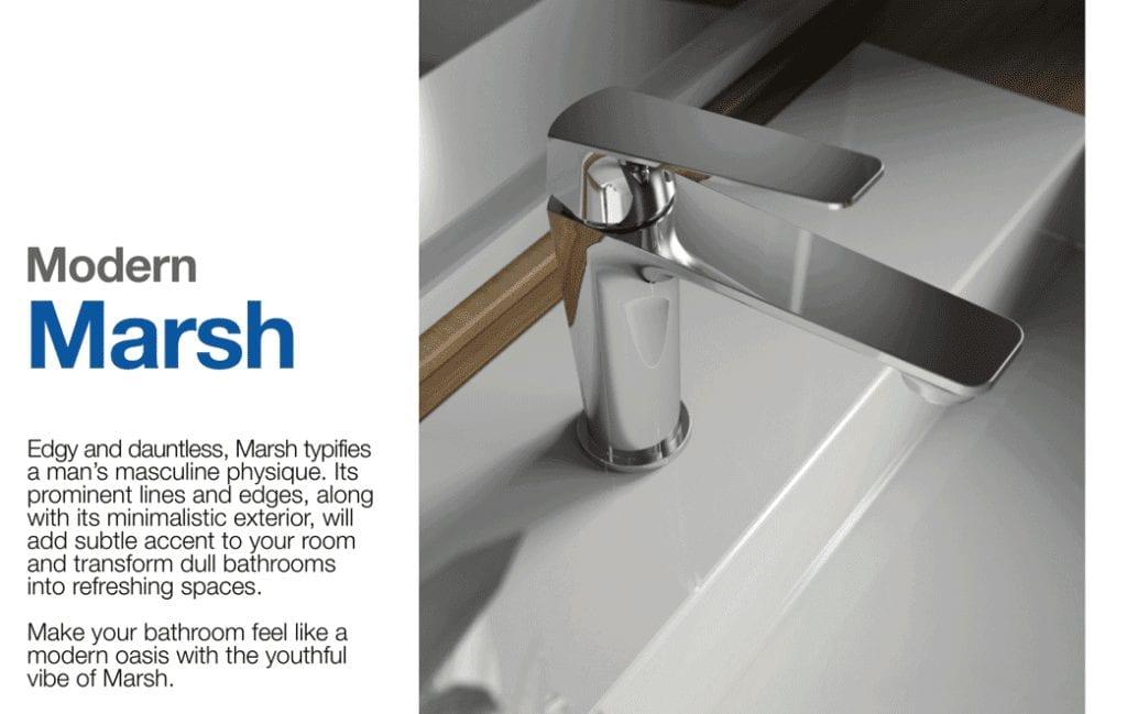HCG Marsh Faucet