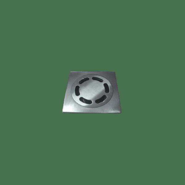 HCG BA0018D NC Brushed Floor Drain