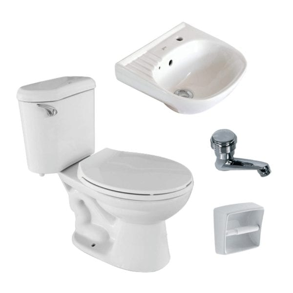 Attiva AP1110 AW Bathroom Package