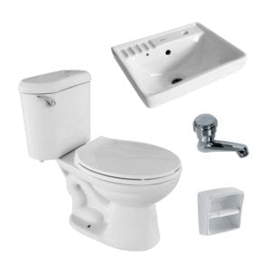 Attiva 1.2 bathroom package_AP1210 AW