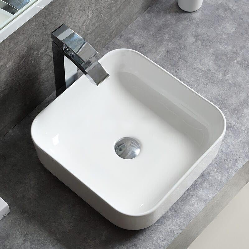 Cloud L3721 vessel type lavatory