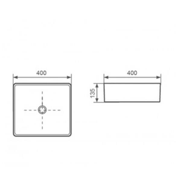 L3721-AW TECHNICAL DRAWING