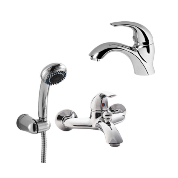 HCG OEC3000nc bathroom shower faucet