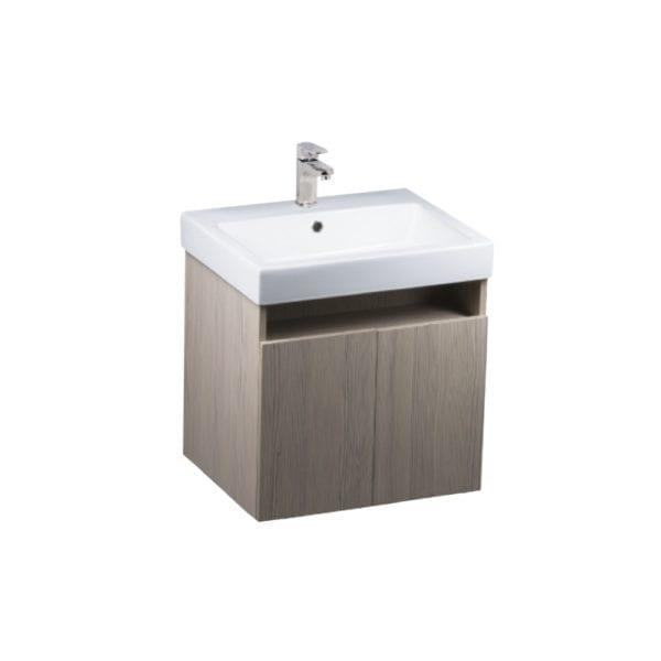 HCG Osiris LCA6053WH DK Vanity Cabinet