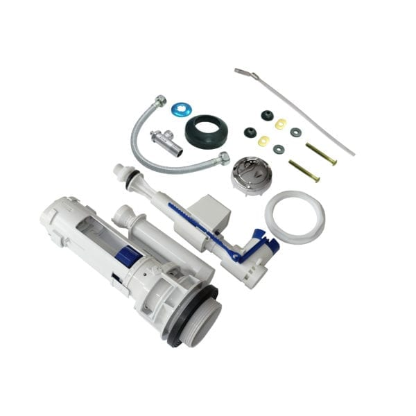 HCG CF772D Tank Fittings Set