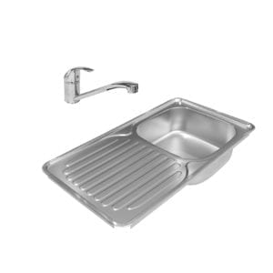 HCG OEC8730 NC KItchen Sink Combo