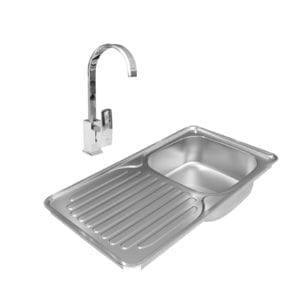 HCG KF6000pxnc Kitchen-Faucet