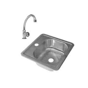 HCG OEC2235 NC Arch Kitchen Faucet