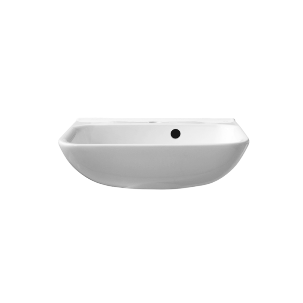 HCG Titan L60 wall hung hand basin