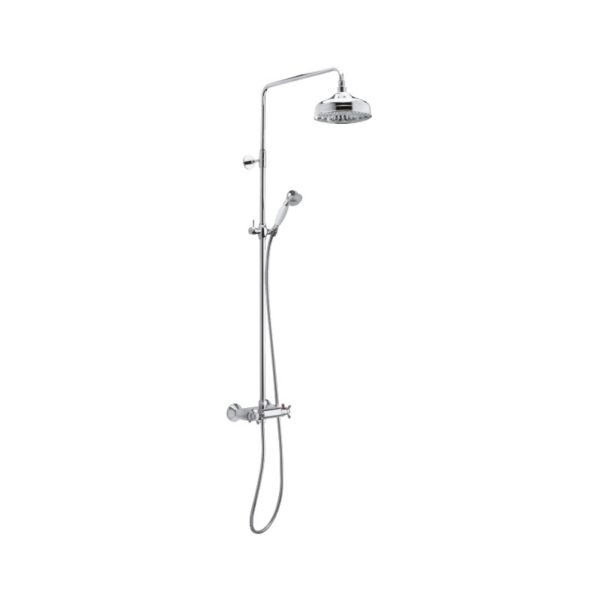 HCG 37551.00 Exposed Mixing Shower Set