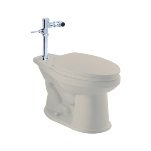 HCG C4337FV Flush Valve Type Commercial Toilet