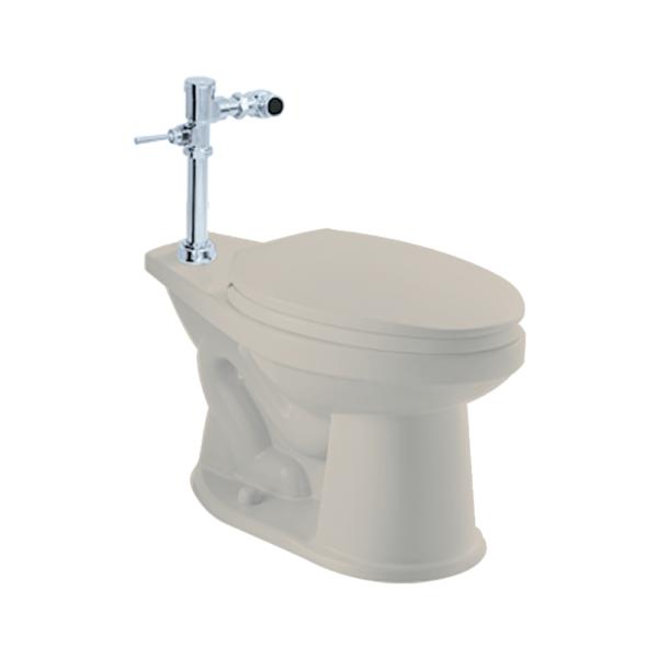 HCG C4337FV Flush Valve Type Commercial Toilet
