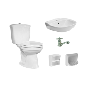 Attiva 3.3 AP3330 AW Toilet Package