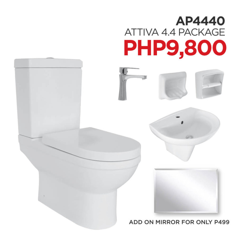 Attiva on sale. Pay less for mirror