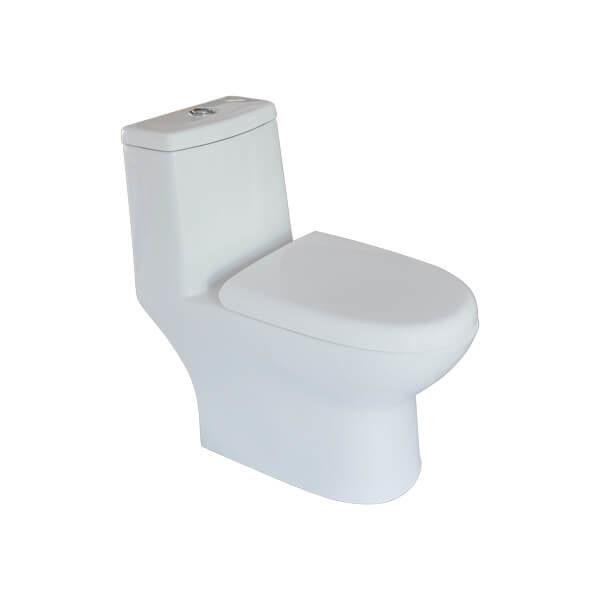 Attiva C3703H AW one piece toilet