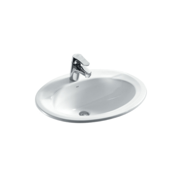 HCG TITANIA L363 counter top lavatory sink