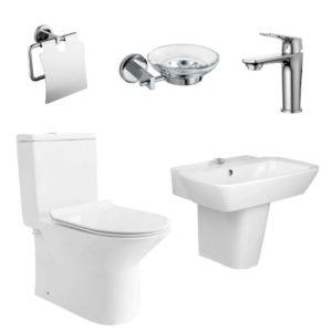 Brizo Package OEP3380 AW bathroom package
