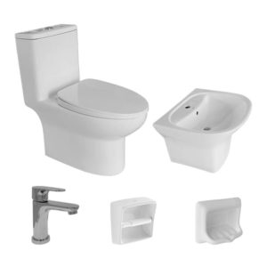 Attiva AP6860 package toilet package