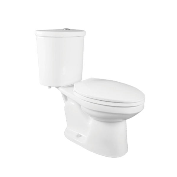 Cezanne CS995PB AW push button toilet