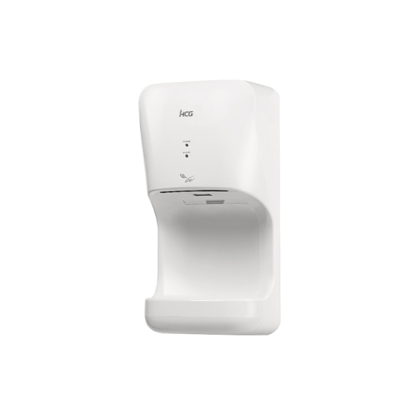 HCG HD5002AW touchless bathroom hand dryer