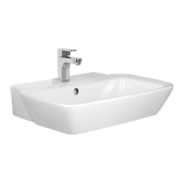 L80S Ceres wall hung wash basin
