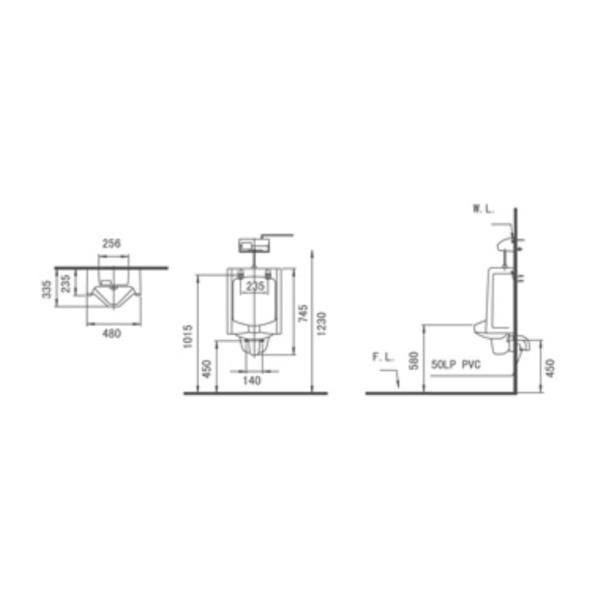KOHOUTEK – U28 Technical Drawing