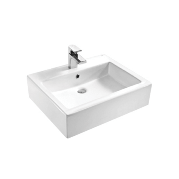 Eton L400 AW American white vessel type wash basin