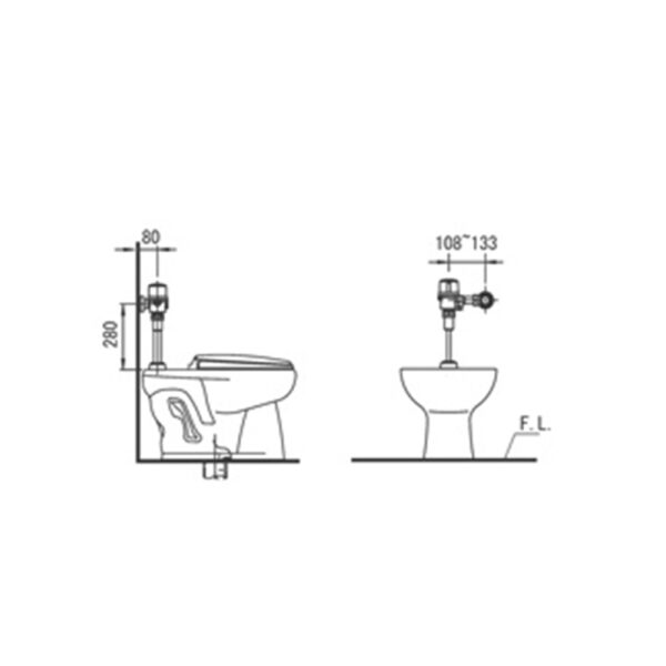 AF102 Technical Drawing