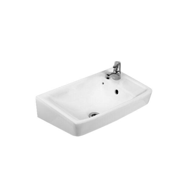 Siera L50S(28mm) AW Wall hung wash Basin