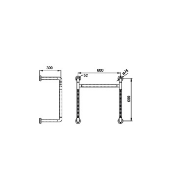 Gb900U1-27-AW TECHNICAL DRAWING