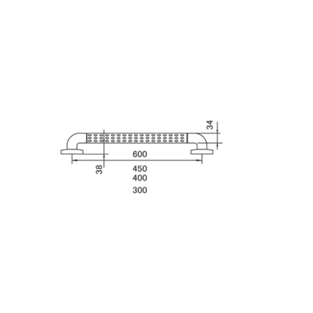 GB100-30 AW Technical Drawing