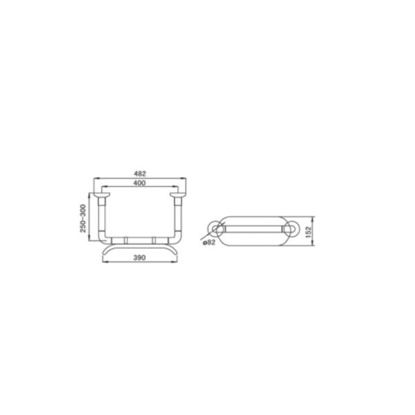 SB020 NC TECHNICAL DRAWING