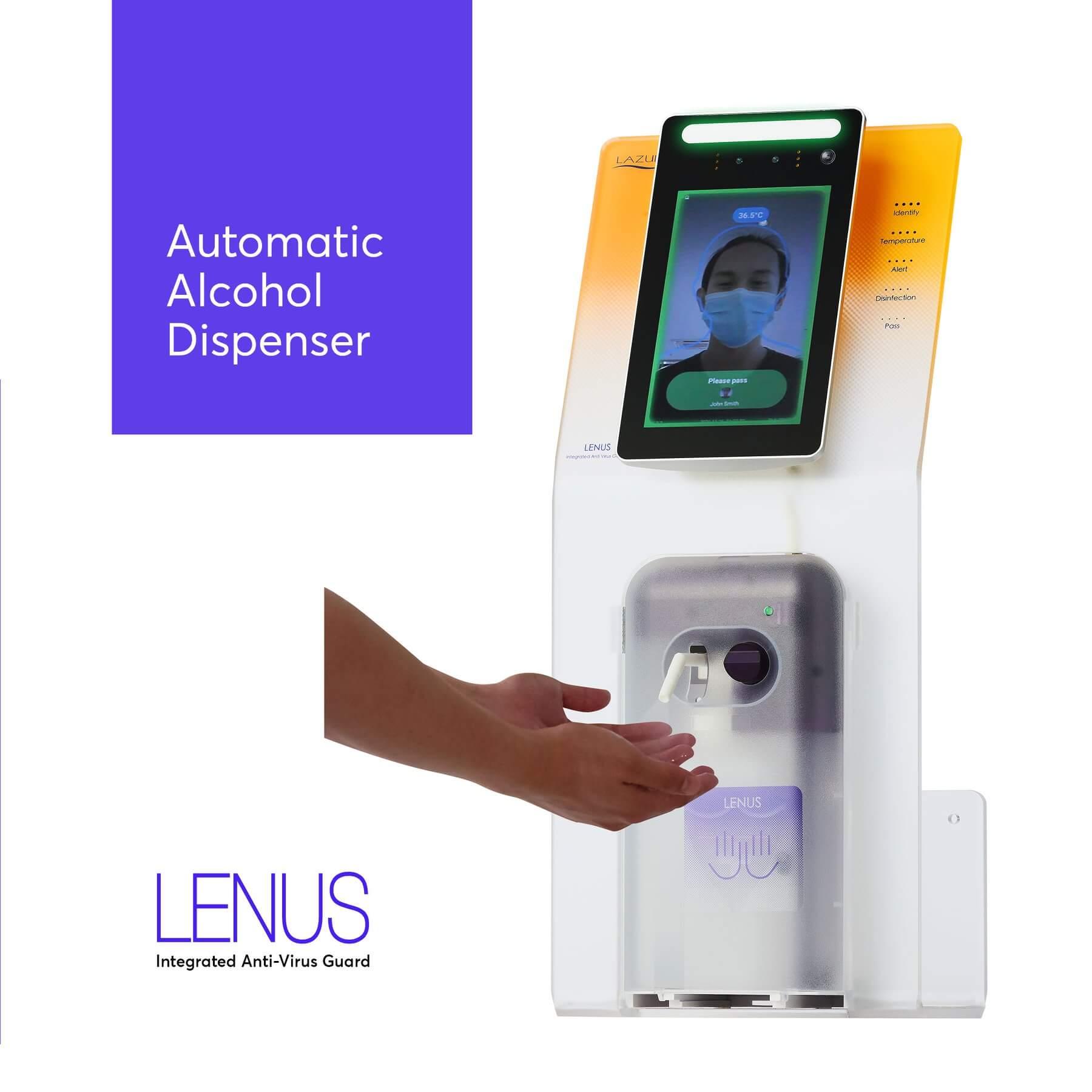 Lenus Alcohol dispenser