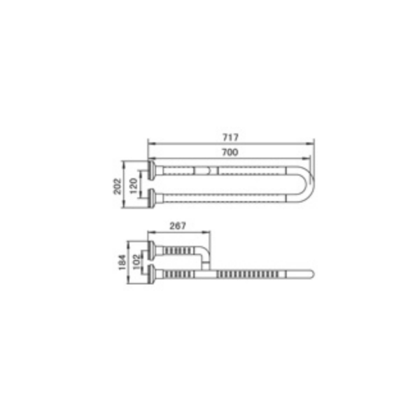 gb900b1-72-r-aw-technical drawing