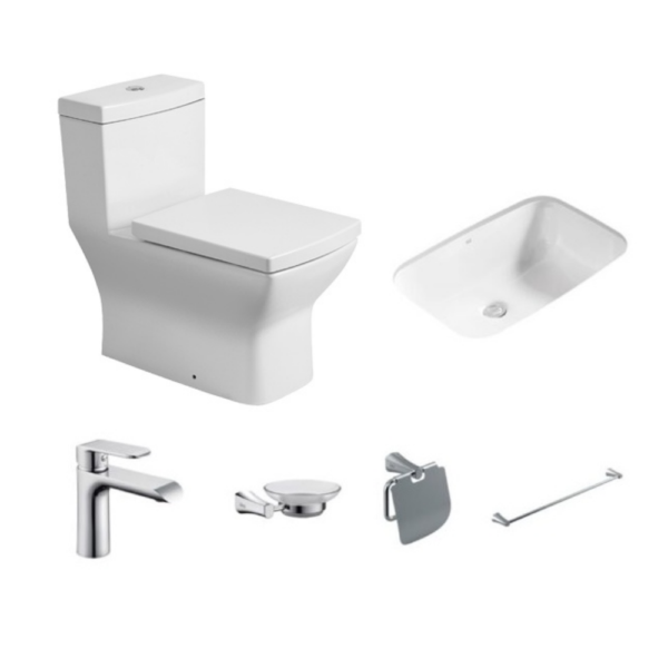 Vermont P3047 U1H1 AW Bathroom Package